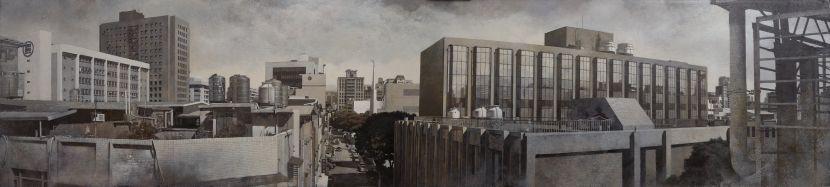 周政緯-城內系列-金華街 Downtown Series - Jinhua Street