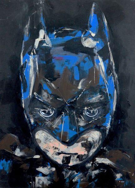 林家弘-蝙蝠俠 Batman