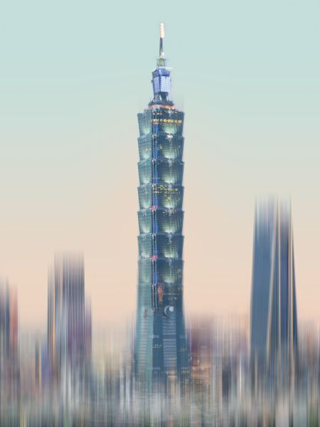 林育良-表裡之城01 Visualizing the City #01(S)
