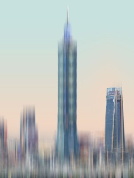 林育良-表裡之城05 Visualizing the City #05 (M)