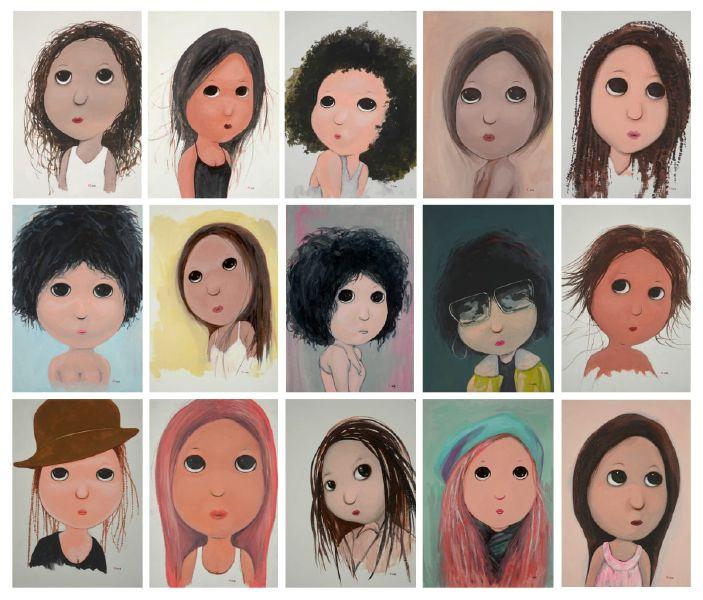 林家弘-關於膚色關於髮型關於文化挪用1 About Skin Color, Hair Style, Cultural Appropriation 1