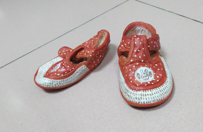 賀泉融-路鞋 Shoes