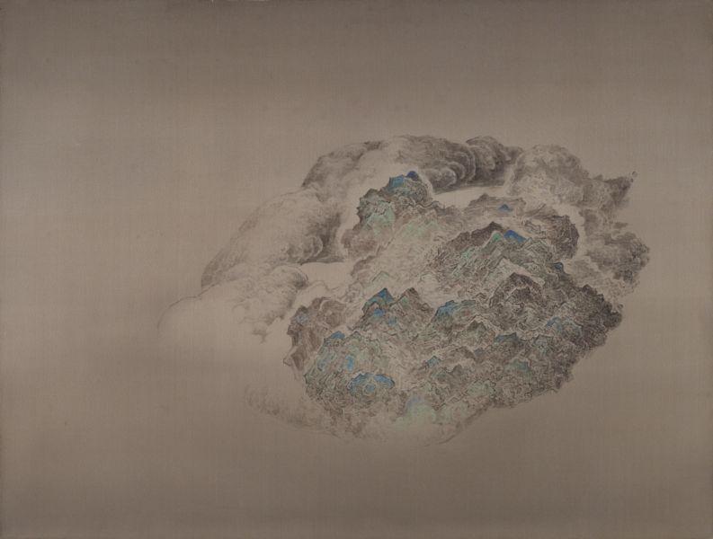 白雨-流石 Running Rocks