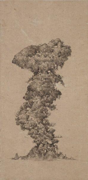 白雨-昇龍之柱 Pillar of Rising Dragon