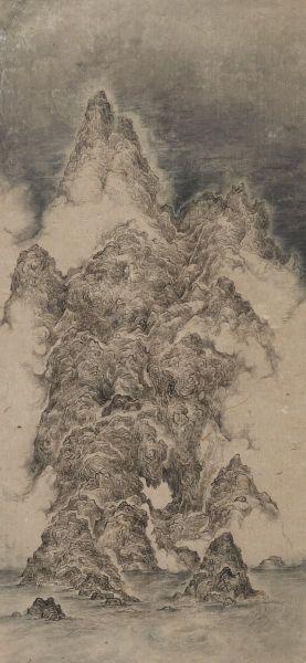 白雨-定海岩 Rock of Ocean Settler