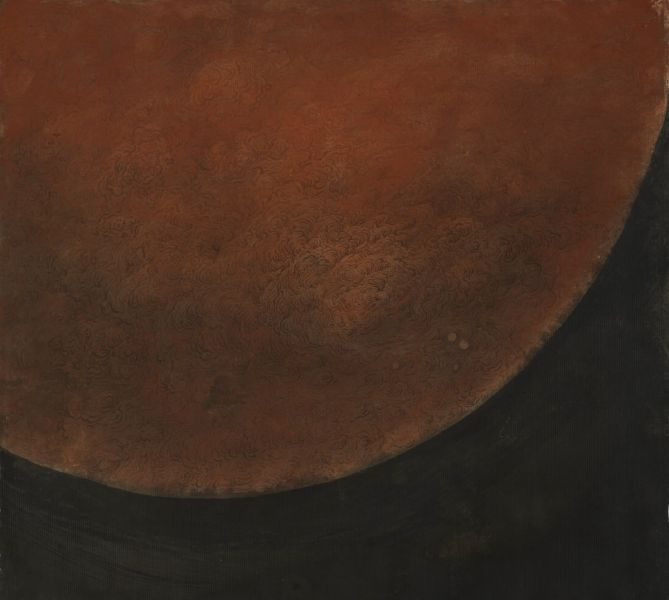 白雨-火星 Mars