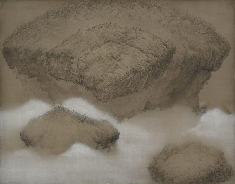 白雨-微渺之地 Land in a Grain of Sand