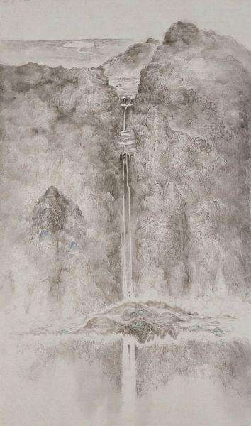 白雨-眾神瀑布 Waterfall for Gods