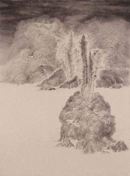 白雨-避世之巖 Rock of Hermit