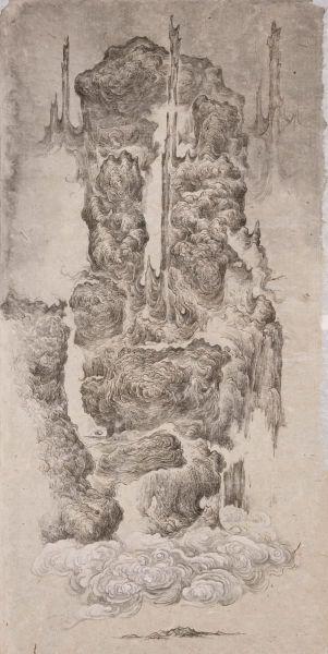 白雨-擬態仙山 Mimicry Mountain of Gods