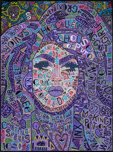 坦尼斯-瓦倫汀‧亞當絲:芝加哥變裝皇后系列 VALENTINE ADDAMS: Drag Landscapes - Chicago