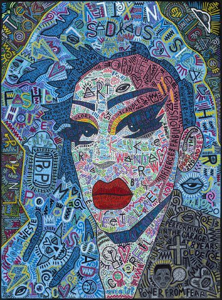 坦尼斯-汪妲‧螺絲:芝加哥變裝皇后系列 WANDA SCREW: Drag Landscapes - Chicago