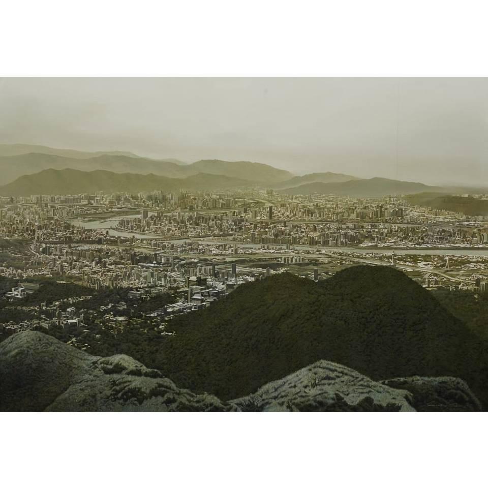 台北市系列-紗帽山 Taipei City Series - Mt. Shamao