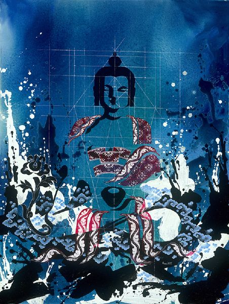 Tintin Pema Tshering-Medicinal Buddha