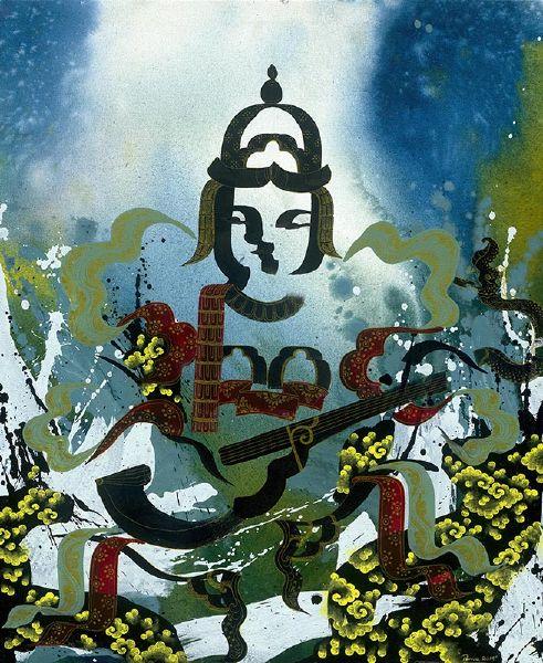 Tintin Pema Tshering-Hearing: the Guardian King of the East