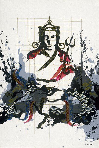 Tintin Pema Tshering-Choe Ku, Lung Ku, Tuel Ku (Three Bodies)