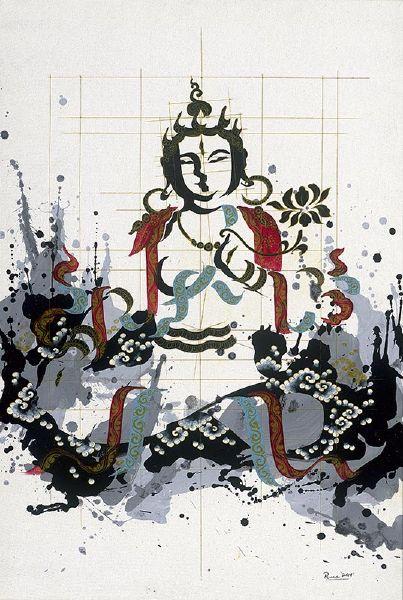 Tintin Pema Tshering-White Tara