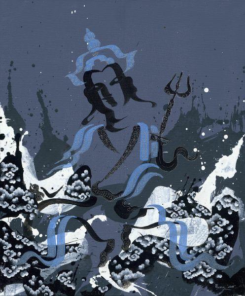 Tintin Pema Tshering 丁丁.佩瑪哲星-Guru of essence