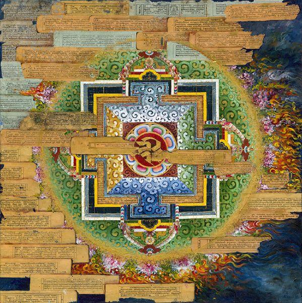 Asha Kama-Long Life Mandala