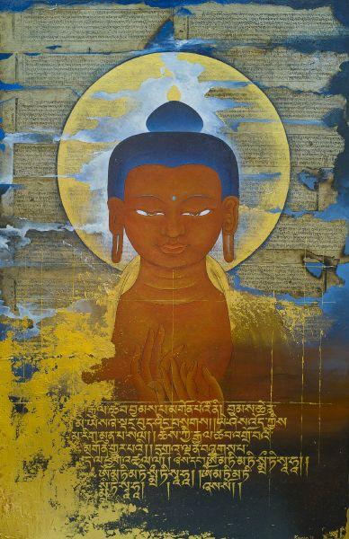 Asha Kama-Future Buddha