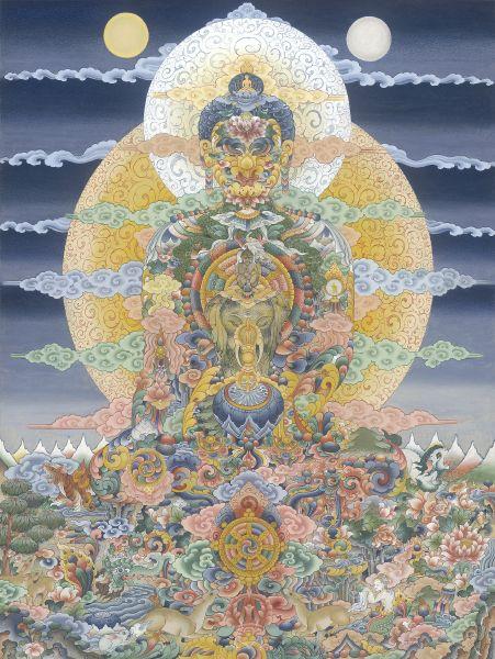 Gyempo Wangchuk 金寶.旺楚克-The Path 2 路途2