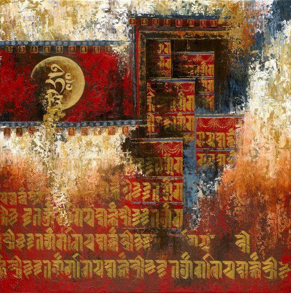 Asha Kama-Prayer Wheel Series Ⅳ