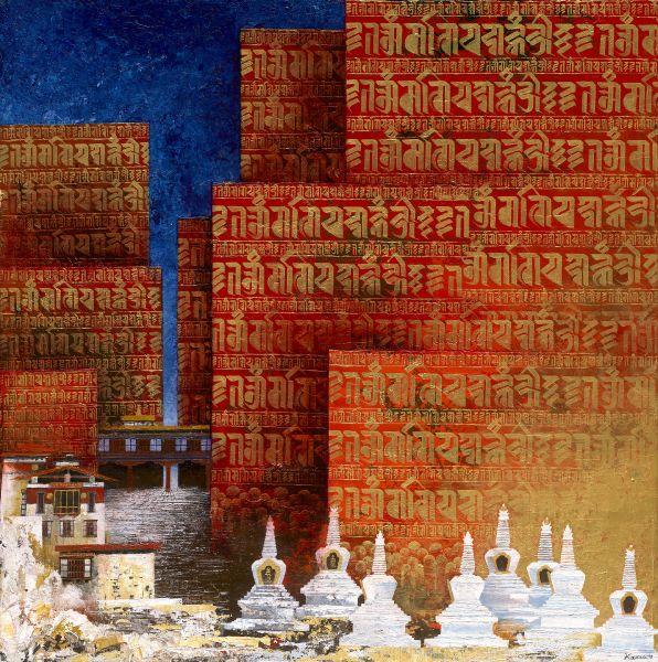 Asha Kama-Prayer Series Ⅲ
