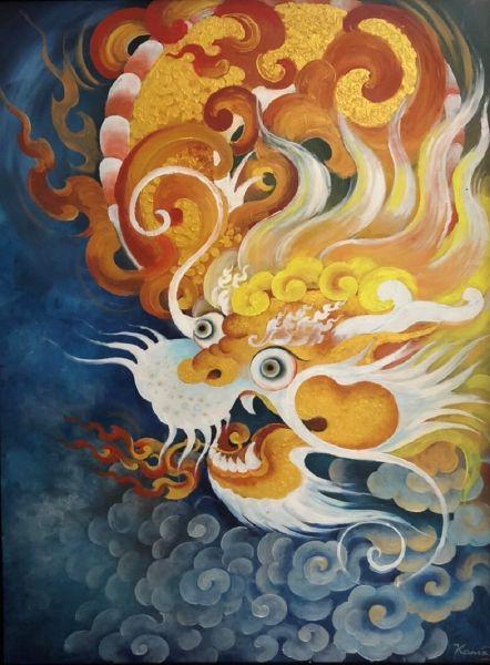 Asha Kama-Golden Dragon Ⅱ