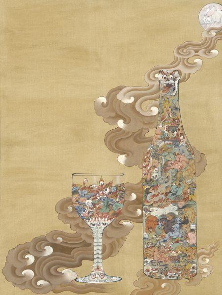 Gyempo Wangchuk 金寶.旺楚克-Alcoholic 飲酒過量有害身心