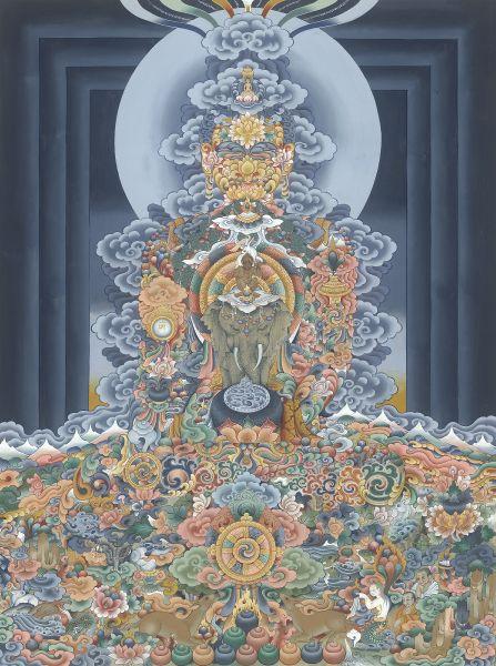 Gyempo Wangchuk 金寶.旺楚克-The Path 路途