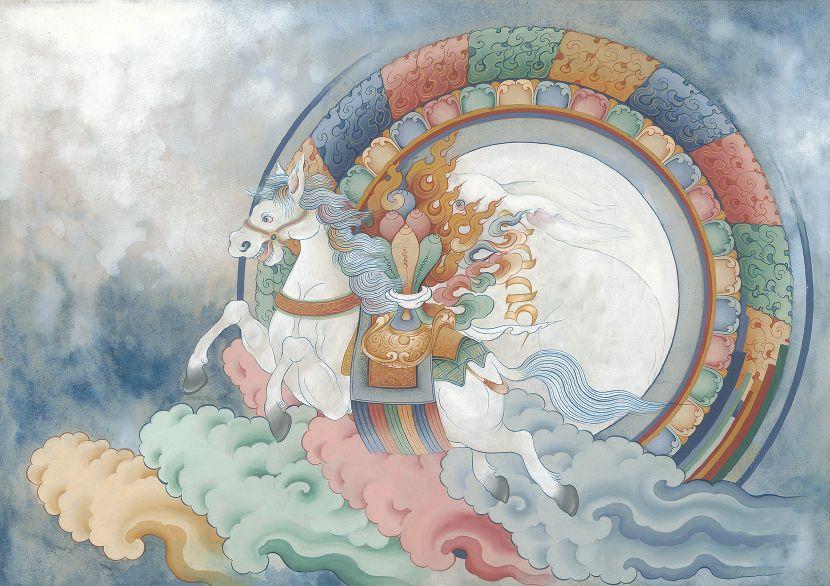 Gyempo Wangchuk 金寶.旺楚克-Hope 7 希望7