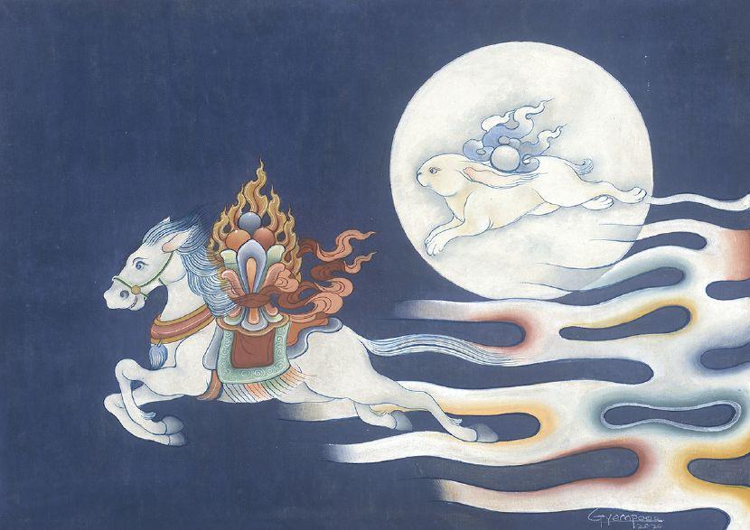 Gyempo Wangchuk 金寶.旺楚克-Hope 2 希望 2