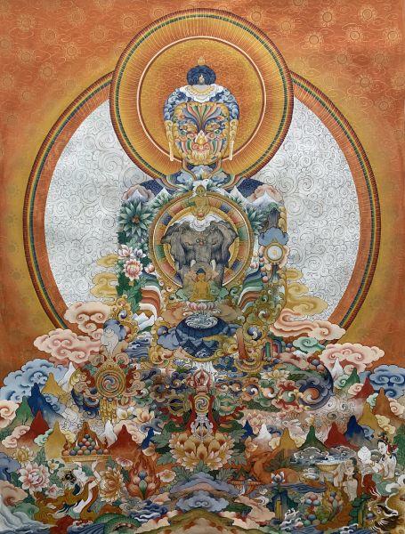 Gyempo Wangchuk 金寶.旺楚克-The Path 5 路途 5