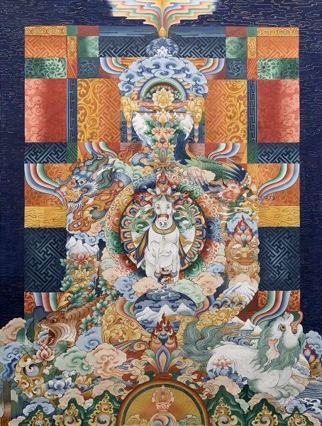 Gyempo Wangchuk 金寶.旺楚克-The Path 6 路途 6