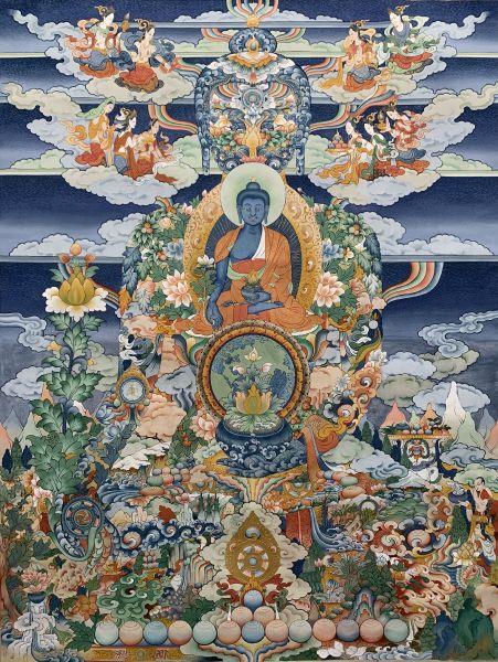 Gyempo Wangchuk 金寶.旺楚克-The Path 7 路途 7