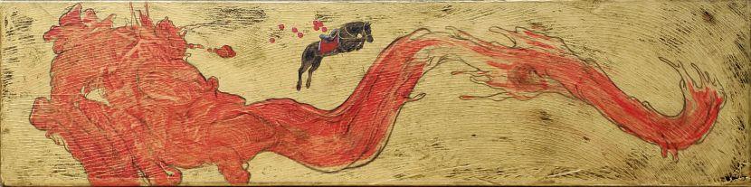 汪柏成-如意 No.05 The winds and waves are always on the side No.05