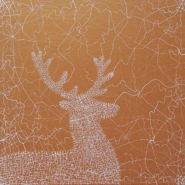 張庭群-鹿