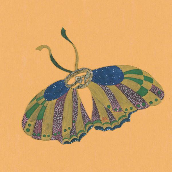 蕭博駿 -夢蝶系列 37