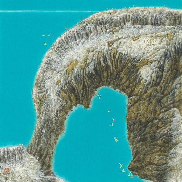 柯驎晏-深澳象鼻岩