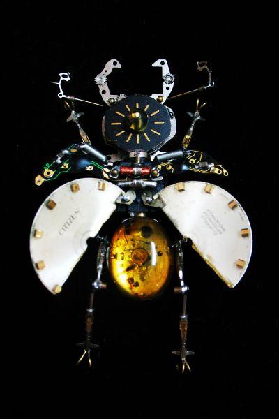 黃憶人-Time Insect