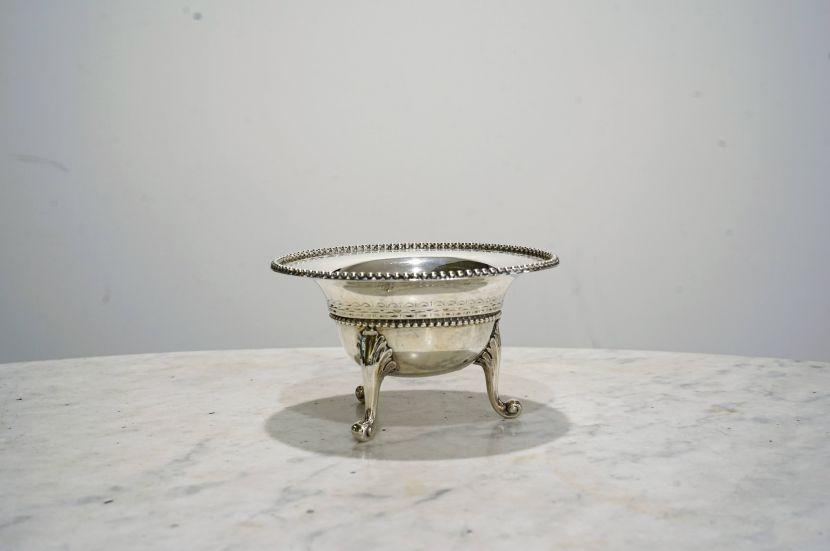 銀器-保溫銀盤