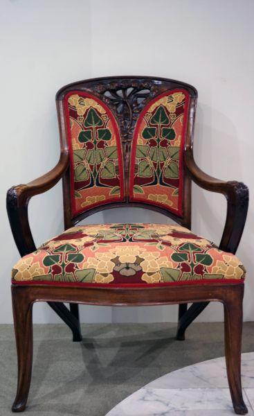 新藝術傢俱-新藝術風格坐椅