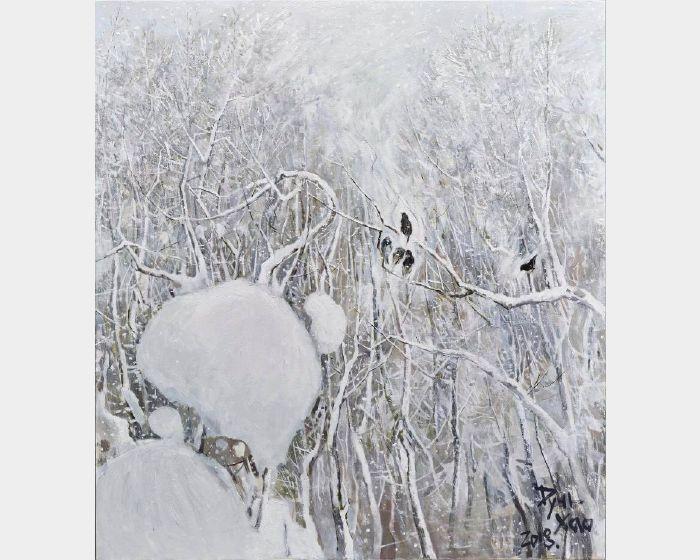 鍾敦浩-春天來臨前的最後一場雪