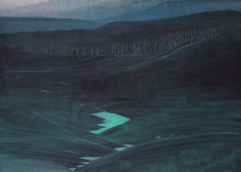 黃耀華-高原之秋
