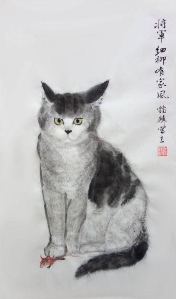 嚴鶴麟-細柳家風