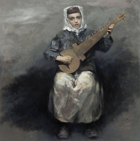 岑龍-帕米爾的法爾扎娜|Fazhana from Pamir