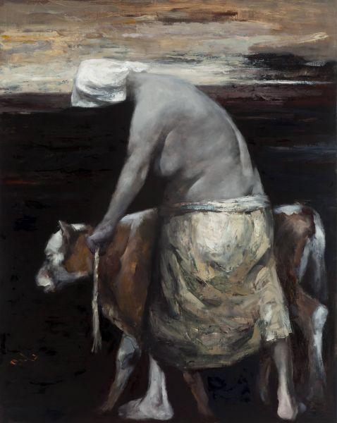 岑龍-小牛犢|A Calf