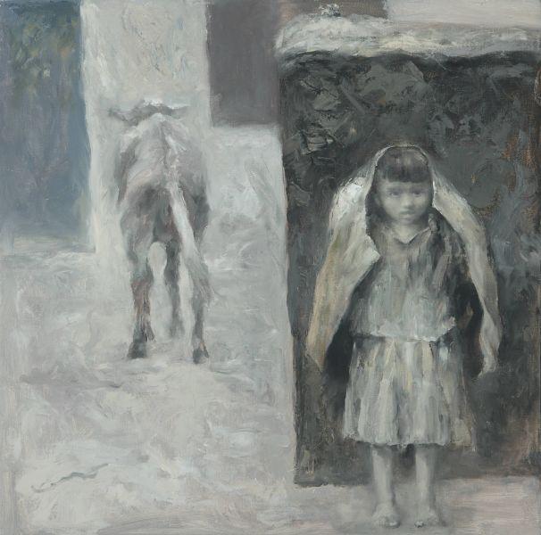 岑龍-小牛|The Calf