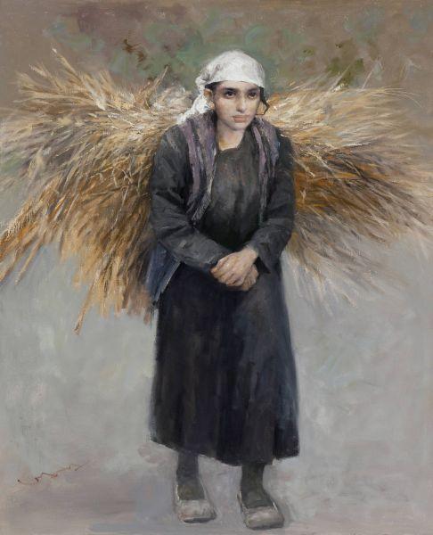 岑龍-麥秸|Wheat Straw