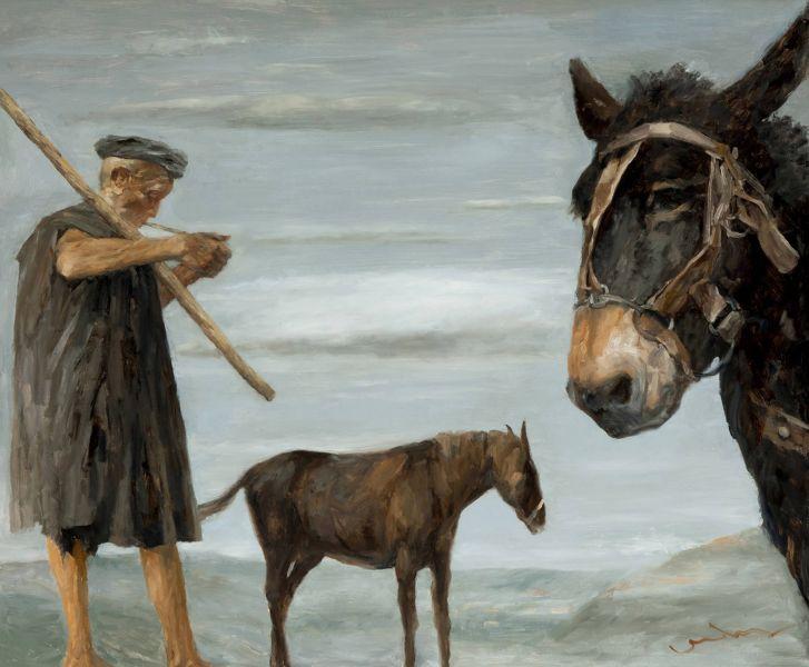岑龍-山裡人|Montagnards